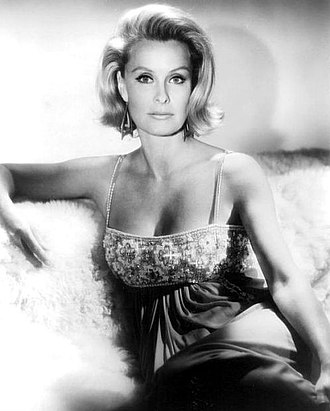 Dina Merrill - Publicity photo of Merrill in 1968