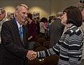 Distinguished Service Award ceremony for Dr. Piers Sellers. NASA Administrator Charlie Bolden (27904575361).jpg