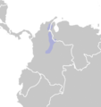 Distribution.coeligena.helianthea.png