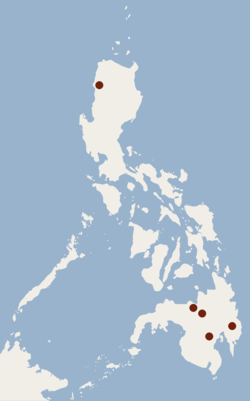 Distribution of Dyacopterus rickarti.png