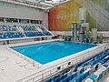 Diving pool at Olympic Competition Hall in WATER CUBE.jpg