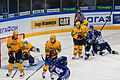Dmitri Tarasov scores a goal 2012-09-05 Amur—Atlant KHL-game.jpeg