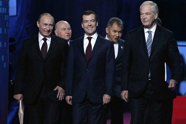Dmitry Medvedev 21 November 2009 3