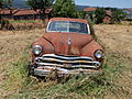 Dodge wreck, Bombeiros, Campo de Besteiros, pic2.JPG