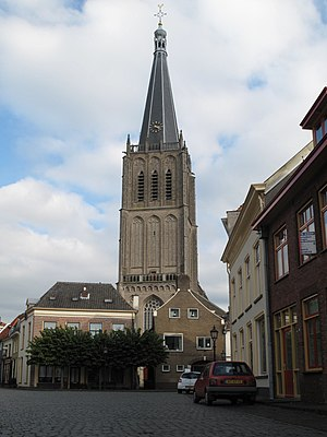 Doesburg - Image: Doesburg, Martinikerk foto 2 2010 10 17 15.23