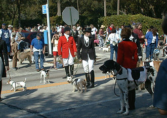 DeLand, Florida - Annual Dog Parade
