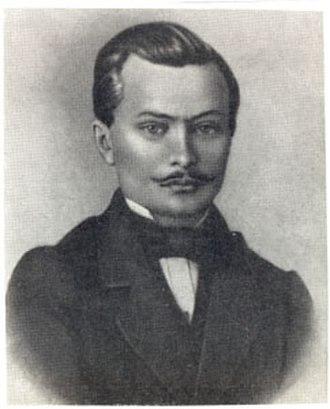 Jarosław Dąbrowski - Dąbrowski in 1861