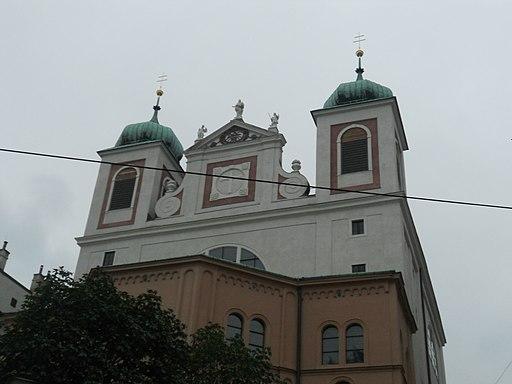 Dominikanerkirchedominikanerbastei