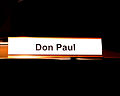 Don Paul nameplate 2012 FDSC (8077672675).jpg