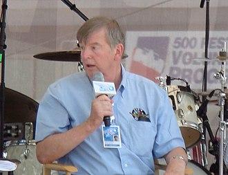 Indianapolis Motor Speedway Radio Network - Historian Donald Davidson