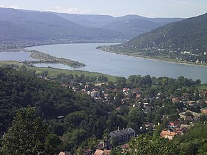 A famous tourist destination: the Danube Bend