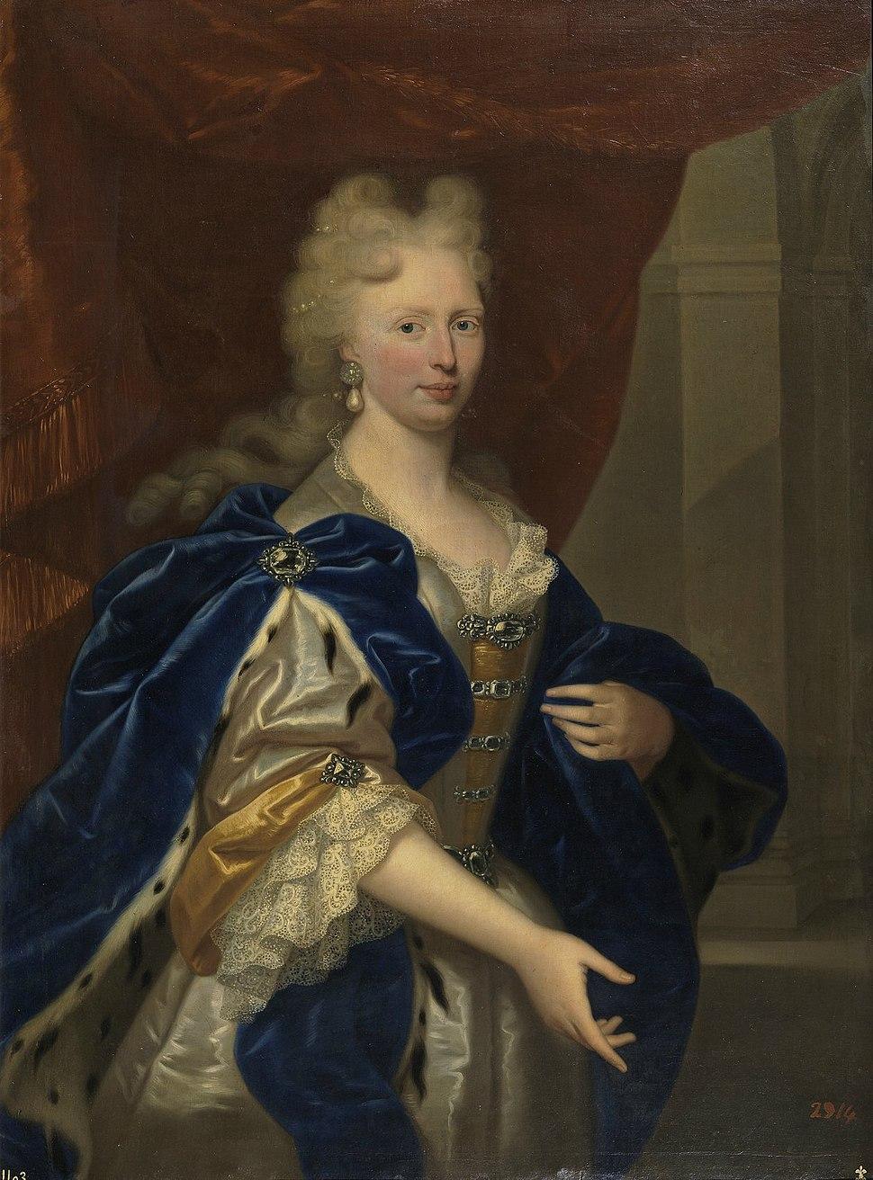 Dorothea Sophia of Neuburg, duchess of Parma