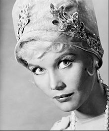 Description de l'image  Dorothy Provine 1961.JPG.