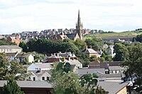 Downpatrick view (02), August 2009.JPG