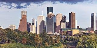 Downtown Houston Neighborhood of Houston in Harris County, Texas, United States