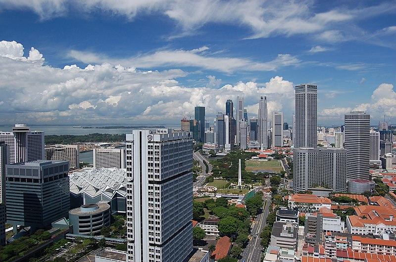 File:Downtown Singapore.jpg
