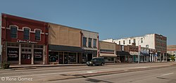 Downtown Terrell, Texas