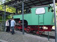 Drachenfelsbahn No2 (Esslingen 4185-1927) Koenigswinter 23-6-2008 Hermann Schmidtendorf.jpg