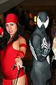 Dragon Con 2009 - Electra & Spidey (3927060889).jpg