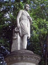 Standbild Friedrich WilhelmsIII. von Friedrich Drake in Berlin (Quelle: Wikimedia)
