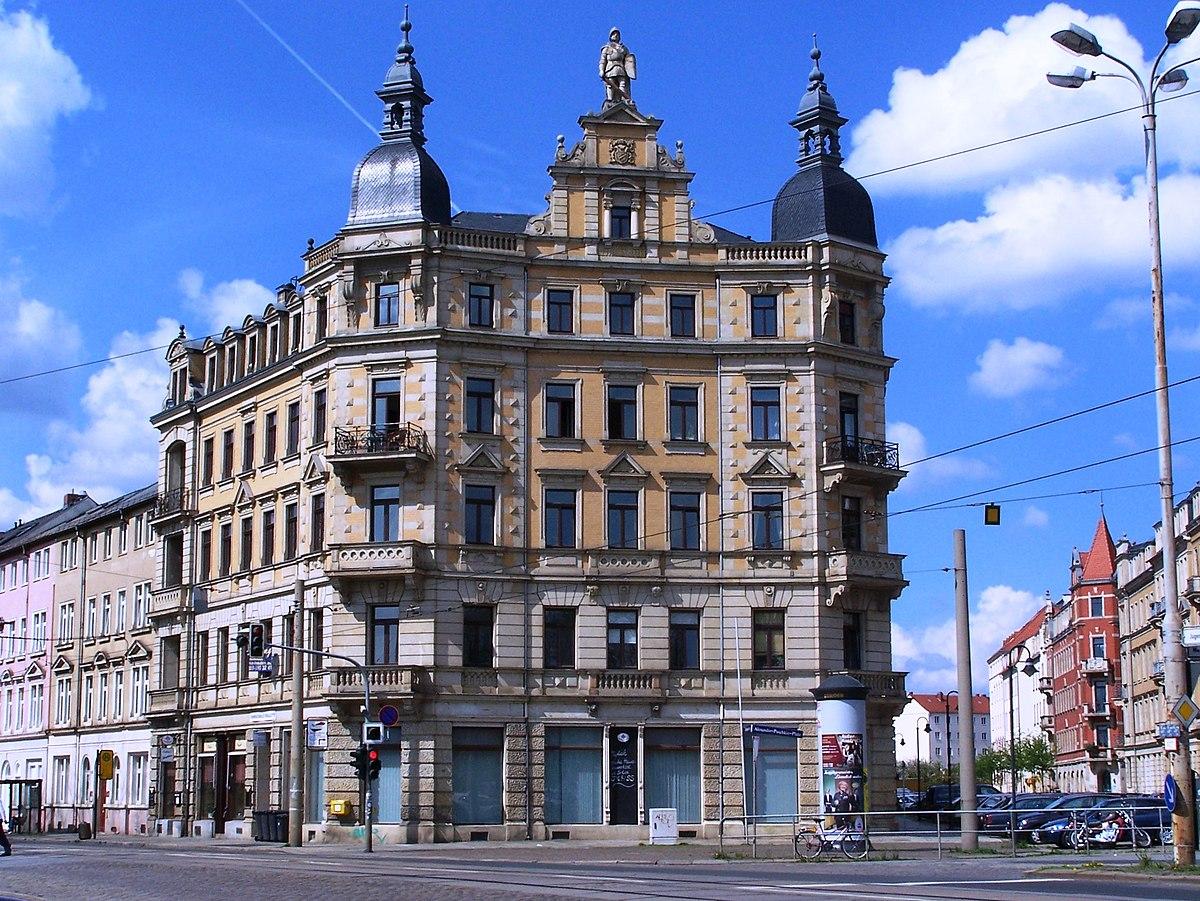 Leipziger Stra E Dresden Wikipedia