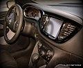 Driver's Seat -2 - 2013 Dodge Dart Rallye (8476581788).jpg