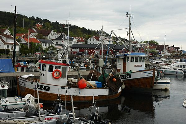 vestvågøy Drøbak