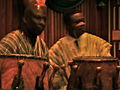 Drummers at embassy of ghana open house 2011.JPG