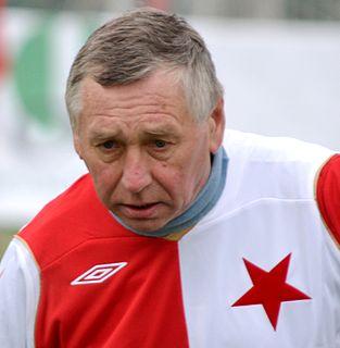 Dušan Herda Czechoslovak soccer player