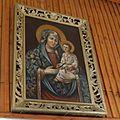 Dubingiai, bažnyčia, Marija.JPG