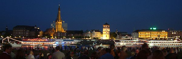 Altstadt Düsseldorf