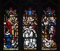 Dundalk Saint Patrick's Pro-Cathedral West Aisle Window 03 Lower Lights 2013 09 23.jpg