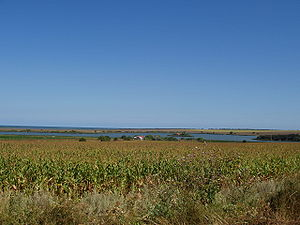 Durankulak - View of Lake Durankulak
