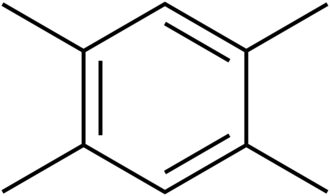 Aromatic hydrocarbon - Image: Durene