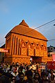 Durga Puja Pandal - Ekdalia Evergreen - Ekdalia Road - Kolkata 2013-10-11 3349.JPG