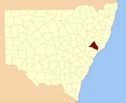 Durham NSW