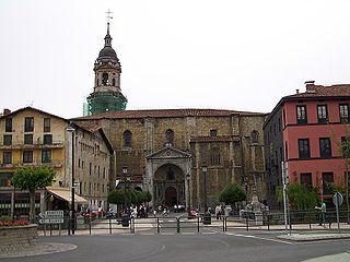 Azkoitia Municipality in Basque Country, Spain