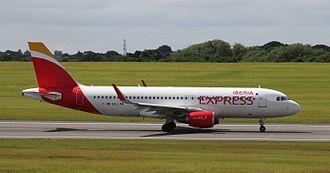 Iberia Express - Iberia Express Airbus A320