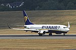 EI-DWV B737-8AS Ryanair BHX 14-07-18 (44108102611).jpg