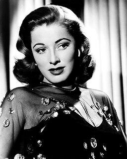 Eleanor Parker American actress