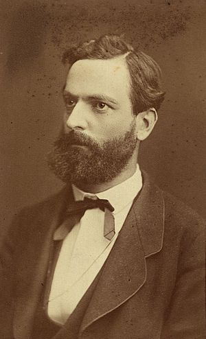 Heinrich Martin Weber - Heinrich Martin Weber, 1875