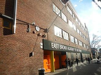 Crotona Park East, Bronx - East Bronx Academy