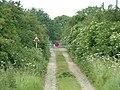 East Cowick, Railway Crossing - geograph.org.uk - 192373.jpg