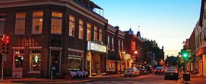 Easton, Maryland - Image: Easton md