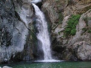 Eaton Canyon - Eaton Canyon Falls