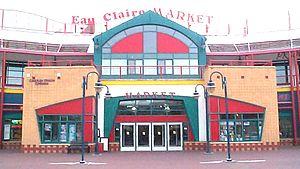 Eau Claire, Calgary - Eau Claire Market