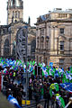 Edinburgh public sector pensions strike in November 2011.jpg