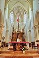 Eglise saint-Pierre et saint-Paul, Ploubalay, Côtes d'Armor, maître-autel IMGP2686-2688.jpg