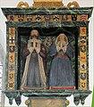 Eglwys Sant Cynfarch a Sant Cyngar - St Cynfarch and St Cyngar's Church, Hope, Wales 41.jpg