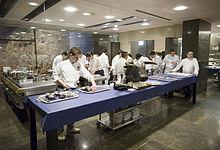 El bulli wikip dia for Restaurant cuisine moleculaire